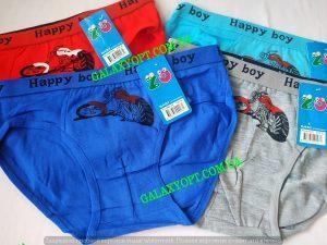 Детские трусики шорты на мальчиков РОСТОВКА от 2 до 10 лет