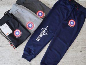 Детские спортивные брюки для мальчиков от 6 до 10 лет