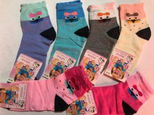 Подростковые носки Тик Ток для девочек 36-40