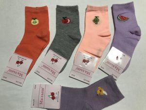 Детские носки для девочек размер 15-20