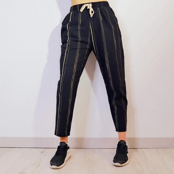 Женские брюки летние молодежные РОСТОВКА 44-52