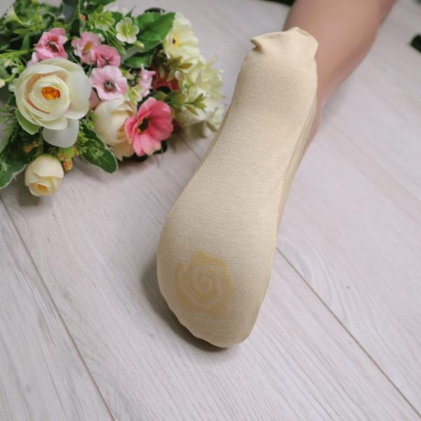 Капроновые следы носки с защитой от скольжения 36-40
