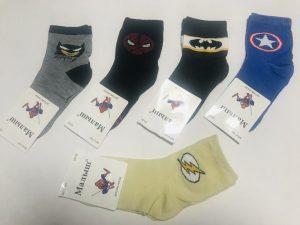 Детские носки для мальчиков размер 25-30