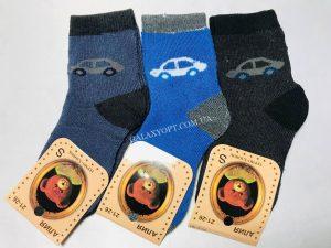 Махровые носки на мальчиков 21-26 размер