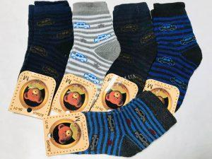 Махровые носки на мальчиков 26-31 размер